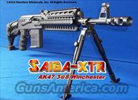 Saiga AK47 308 Winchester made in Russia  by Izhmash ( Concern Kalashnikov ) - Full Professional Tactical Conversion: G2 Trigger Group + Fluted Barrel + Gun Kote + GL Shock Recoil Absorbing Stock + MORE!