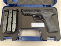 Smith & Wesson M&P .40 police trade