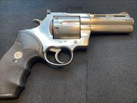 COLT ANACONDA 45 LONG COLT STAINLESS 4 INCH