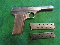 FN BROWNING M1922  - RARE NAZI COMMERCIAL.MODEL with HOLSTER