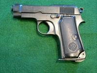 Beretta Model 1934, Circa 1940, 32ACP, with 3 MAGAZINES - OFFERS CONSIDERED