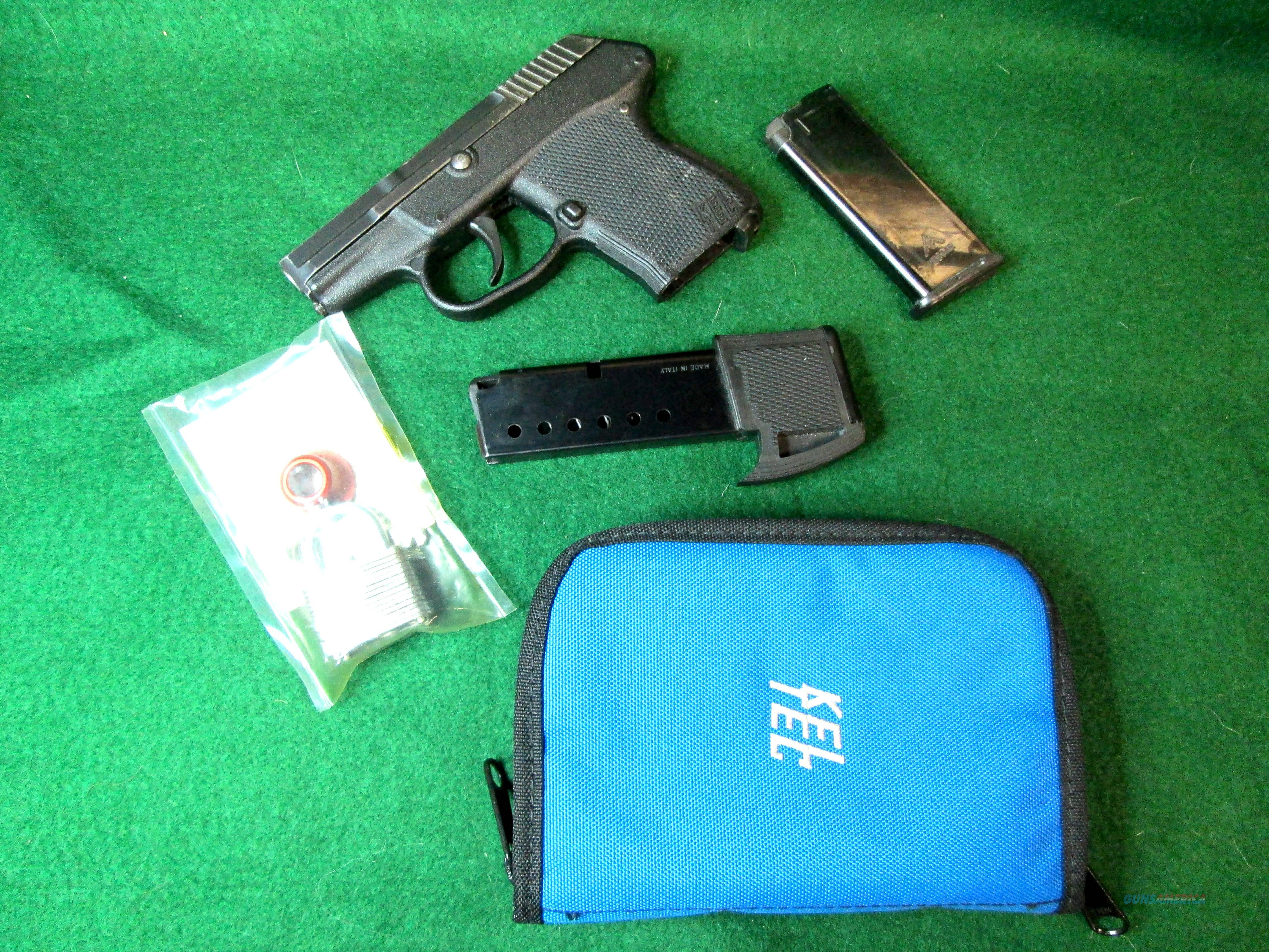 Kel-Tec P32 – Excellent Condition – with 10 rd and 7 rd magazine and zip  case