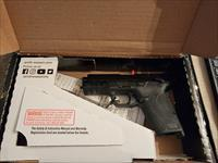 Smith & Wesson Shield EZ 9mm with manual safety and 2 Magazines NIB