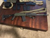 Saiga 12 package For Sale: Duracoated, MD Arms drum, multiple mags