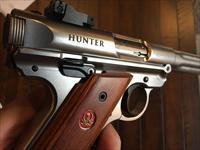 RUGER Mark IV (4) Hunter, Stainless