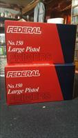 FS: 1000 Federal #150 Large Pistol Primers