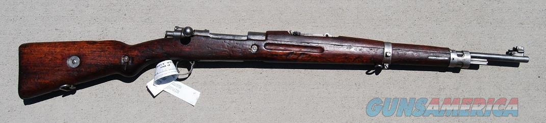VZ 24 Mauser Czechoslovakia WWII