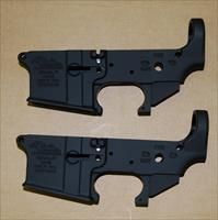 AR15 Stripped Lower Receivers Two(2) With Consecutive Numbers