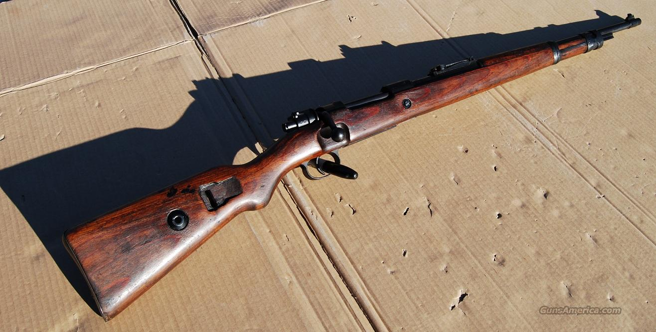 K98 Mauser Late WWII Code BCD 4
