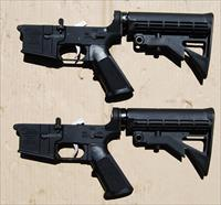 AR15 Complete Lower Receivers Consecutive Numbers