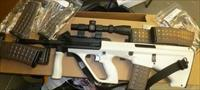 Steyr AUG A3 M1 Artic White