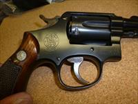 Smith & Wesson Pre model 10 M&P .38 Special 2 inch 5 screw