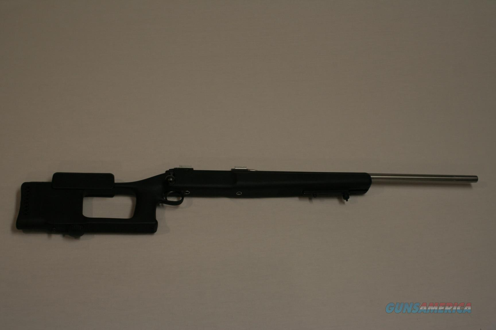 Early 1990's Savage 112 Varmint in 223, with Choate Stock and Airglide Gun  Case