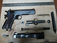 COLT 45 ACP and SM .22 conversion in a armory box ONE OF A KIND ITEM.