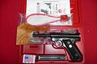 RUGER MKII  MODEL 450  22LR NIB.      SER#222-57925  50TH ANNIVERSARY