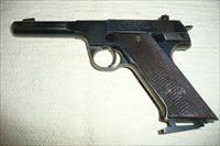 HIGH STANDARD  H-D MODEL, MILITARY  .22 LR  SER#  279687  C&R OK  WW2 TARGET PISTOL