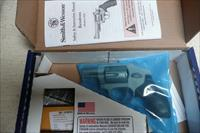 S&W  model 442  Lightweight  5 rd  Stainless steel   NIB