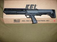 KELTEC     KSG    SHOTGUN  IN  BLACK    2.75 & 3 IN  12 GAGE SHOTGUN