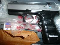 RUGER P95 DC  9MM  NIB box and all papers UNFIRED