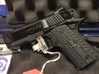 Colt/TALO 9mm Defender with COMBAT GRAY frame and Blue Slide 1 of 400