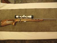 Savage 93BTVS 22 Magnum with Nikon Scope