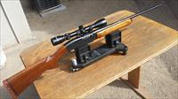 REMINGTON 740 WOODMASTER, 30-06 w/ scope
