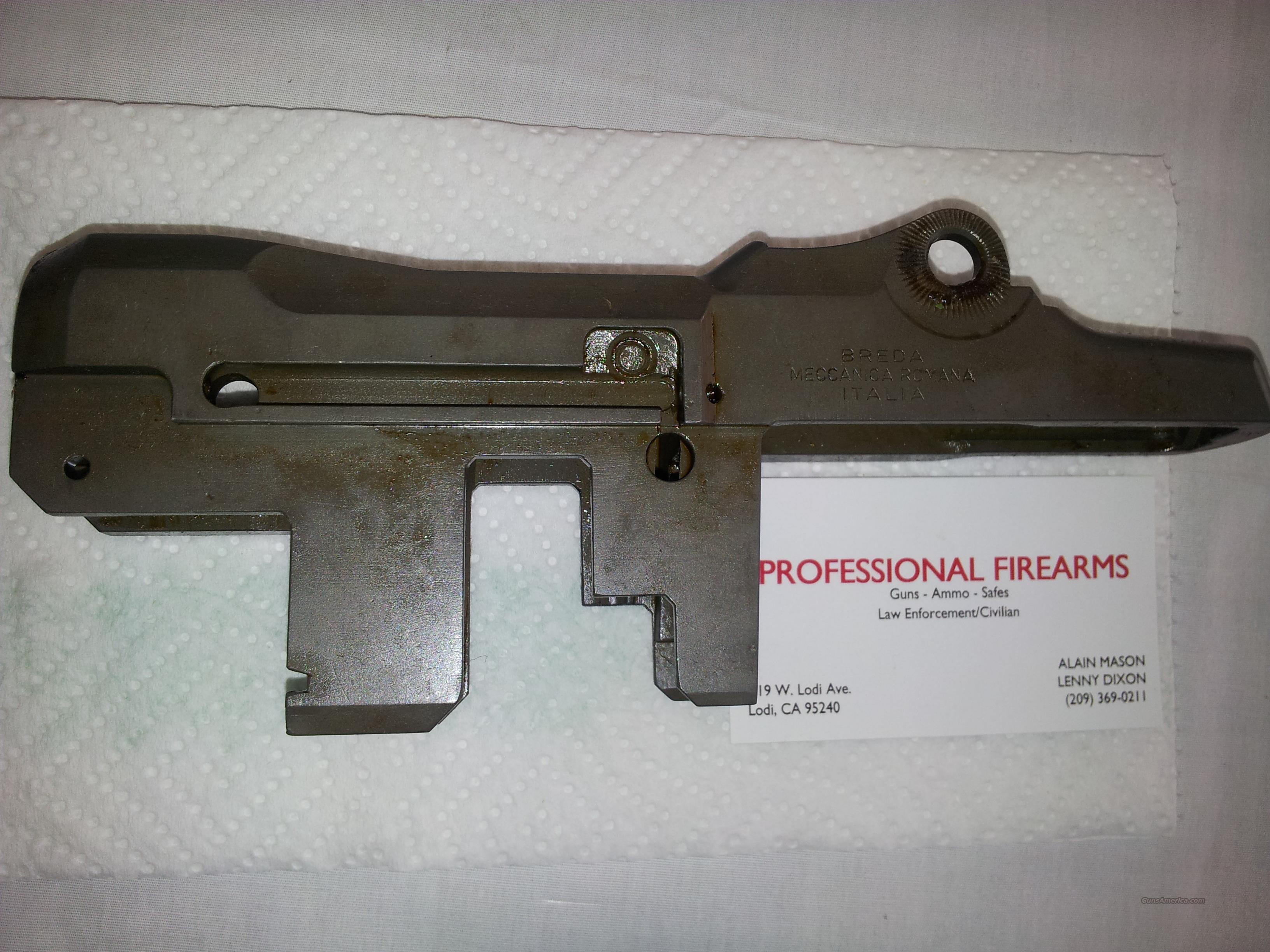 M1 garand breda receiver