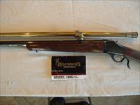 Browning 1885 with long scope