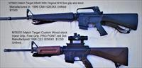 Colt AR's MT 6551 and MT6601