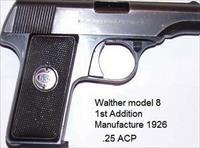 Walther #8
