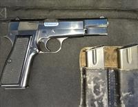Browning Hi Power made in Belgium