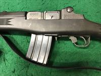 Ruger Mini -14 GB (Police Trade In) Great Find