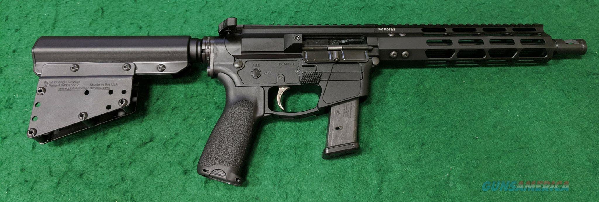 Primary Weapons System - PCC 9mm Pistol 9 5