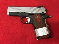 Sig Sauer 1911 Ultra Compact .45 Two Tone