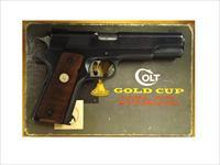 "COLT 1911MKIV GOLD CUP NM SERIES 70 .45ACP 5""BBO (16)"