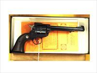 "RUGER SINGLE SIX. .22LR 6 1/2"" BBL 3 SCREW (111)"