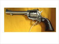 "RUGER SINGLE 6 .22LR 5 1/2"" BBL STAINLESS (109)"