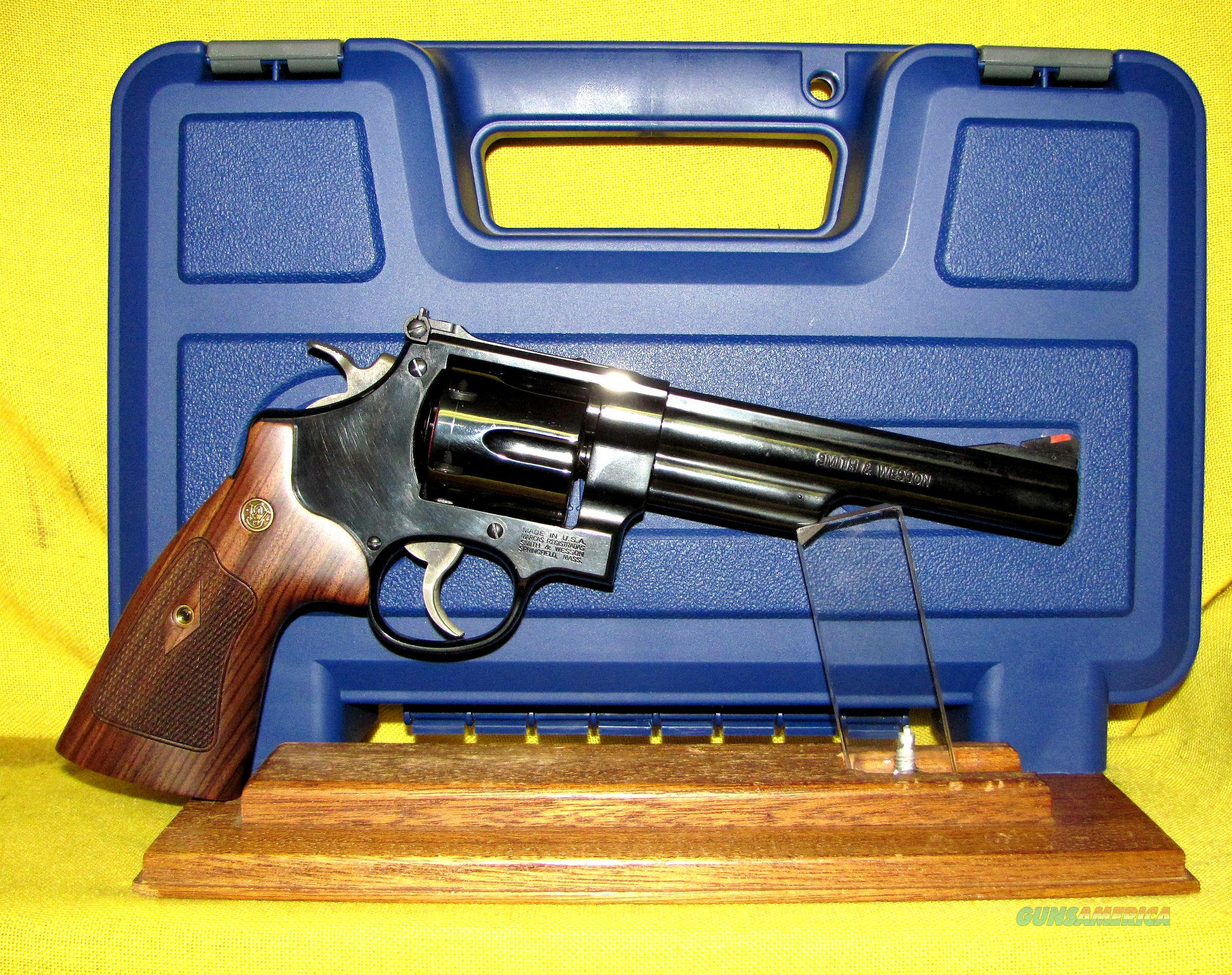 smith and wesson model 57 1 serial numbers