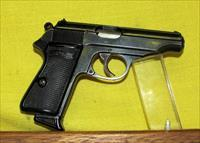WALTHER PP (POLICE PISTOL)