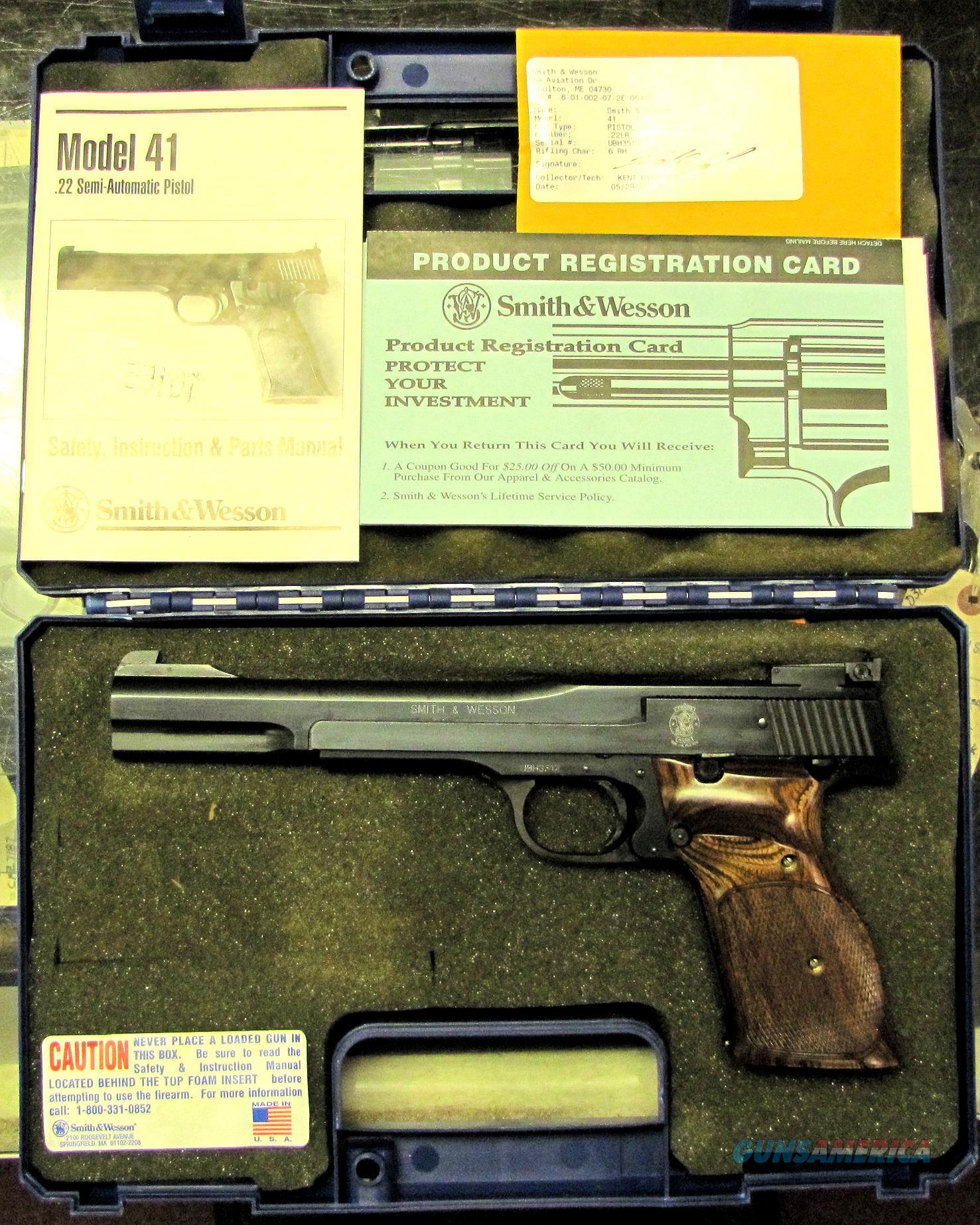 s w 41 for sale rh gunsamerica com SW 41 Grips SW 41 Magnum Model 657