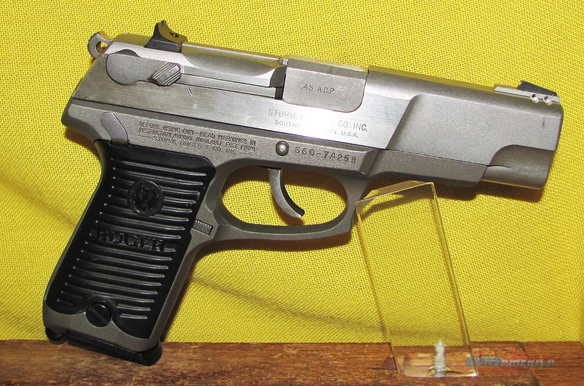 Ruger P90 For Sale