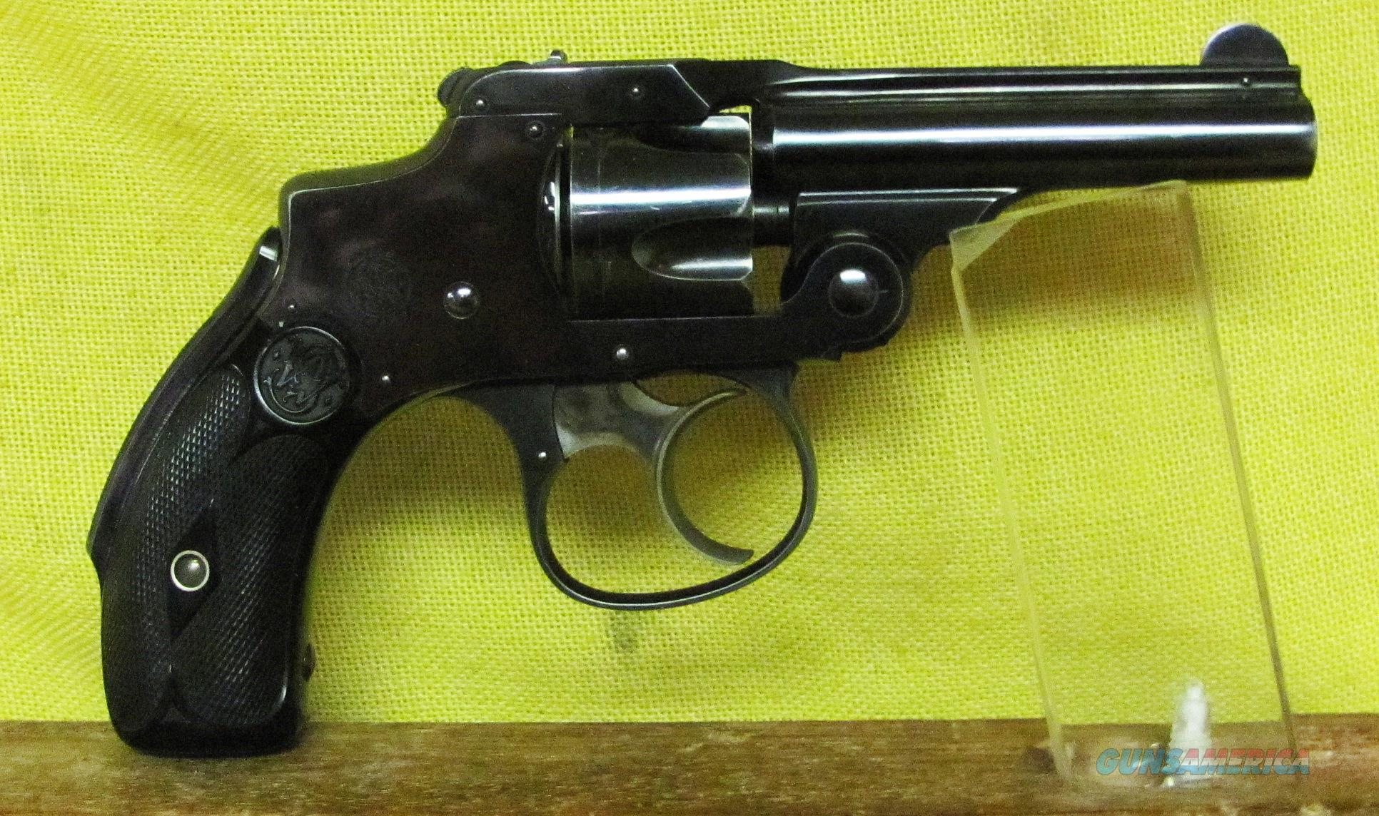 S&W SAFETY HAMMERLESS for sale