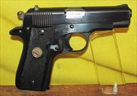 COLT GOVERNMENT MODEL 380
