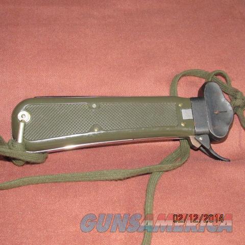 GERMAN PARATROOPER GRAVITY KNIFE  for sale