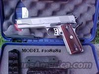 SMITH AND WESSON 1911 STAINLESS .45 ACP