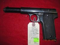 INTERARMS  MODELO 1921 9MM LARGO