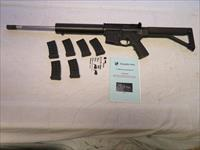 Alexander Arms 17hmr upper with custom lower  MUST SELL !!!