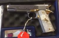 Colt 38 Super Gold Premier Edition