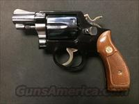 Smith & Wesson M 12 Airweight