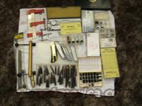 CLOSEOUT MISC TOOLS/PARTS KIT